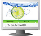 The Freshstart Expo. RDS Dublin.