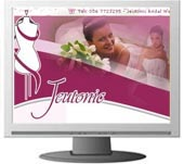 Jeutonic bridal and evening wear